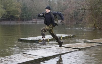 4 januari 2020 Vies Koud Nat & Smerig Special Forces Editie