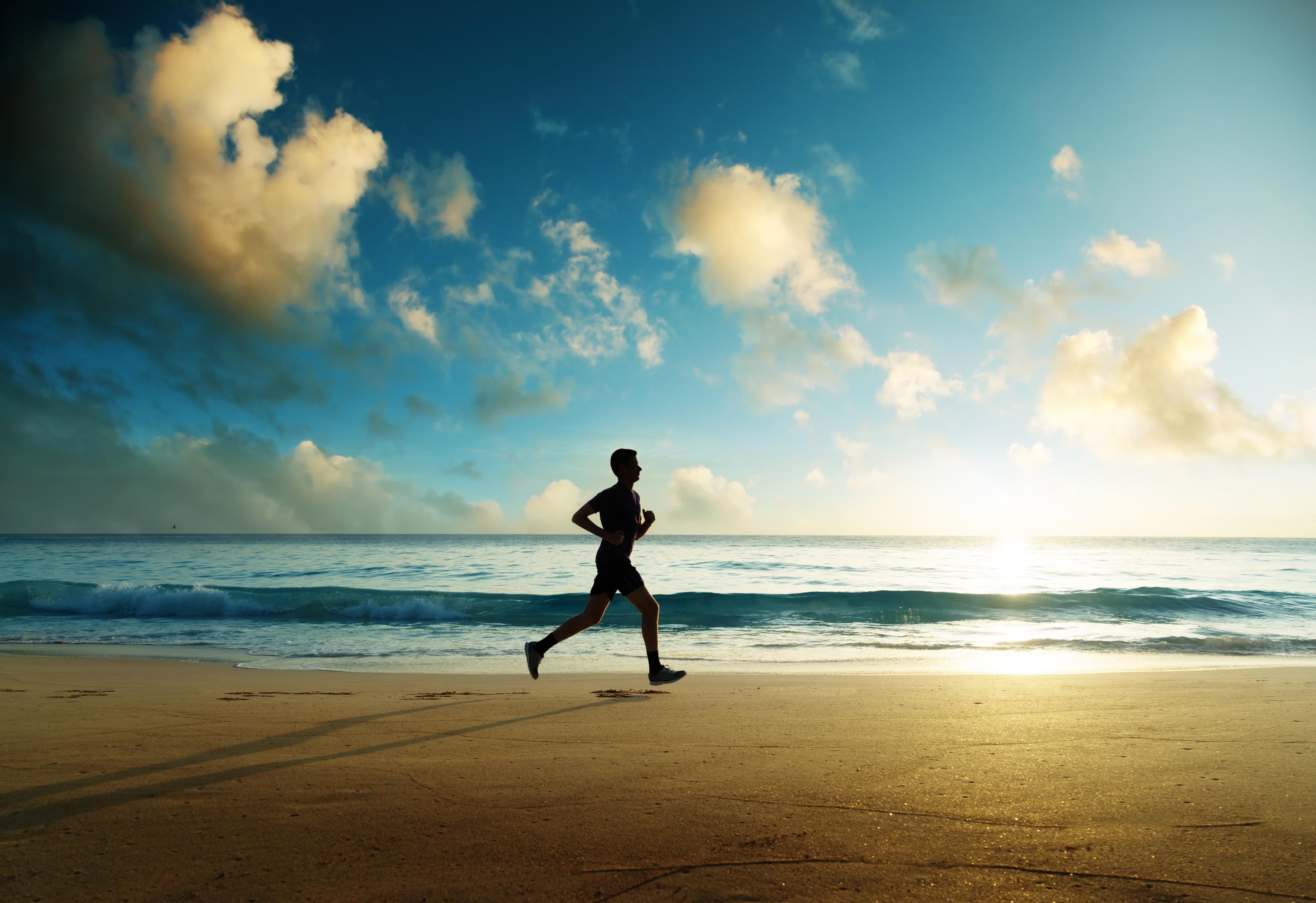 hardlopen op het strand_groot krav maga amsterdamHardlopen #12