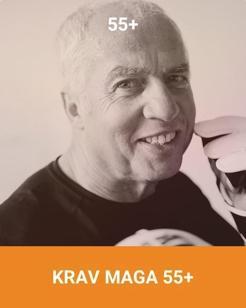 Krav Maga 55+