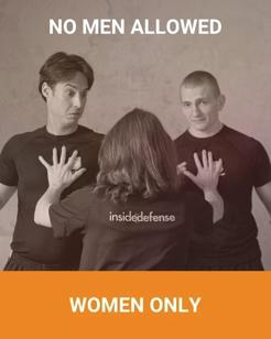 Krav Maga Women Only
