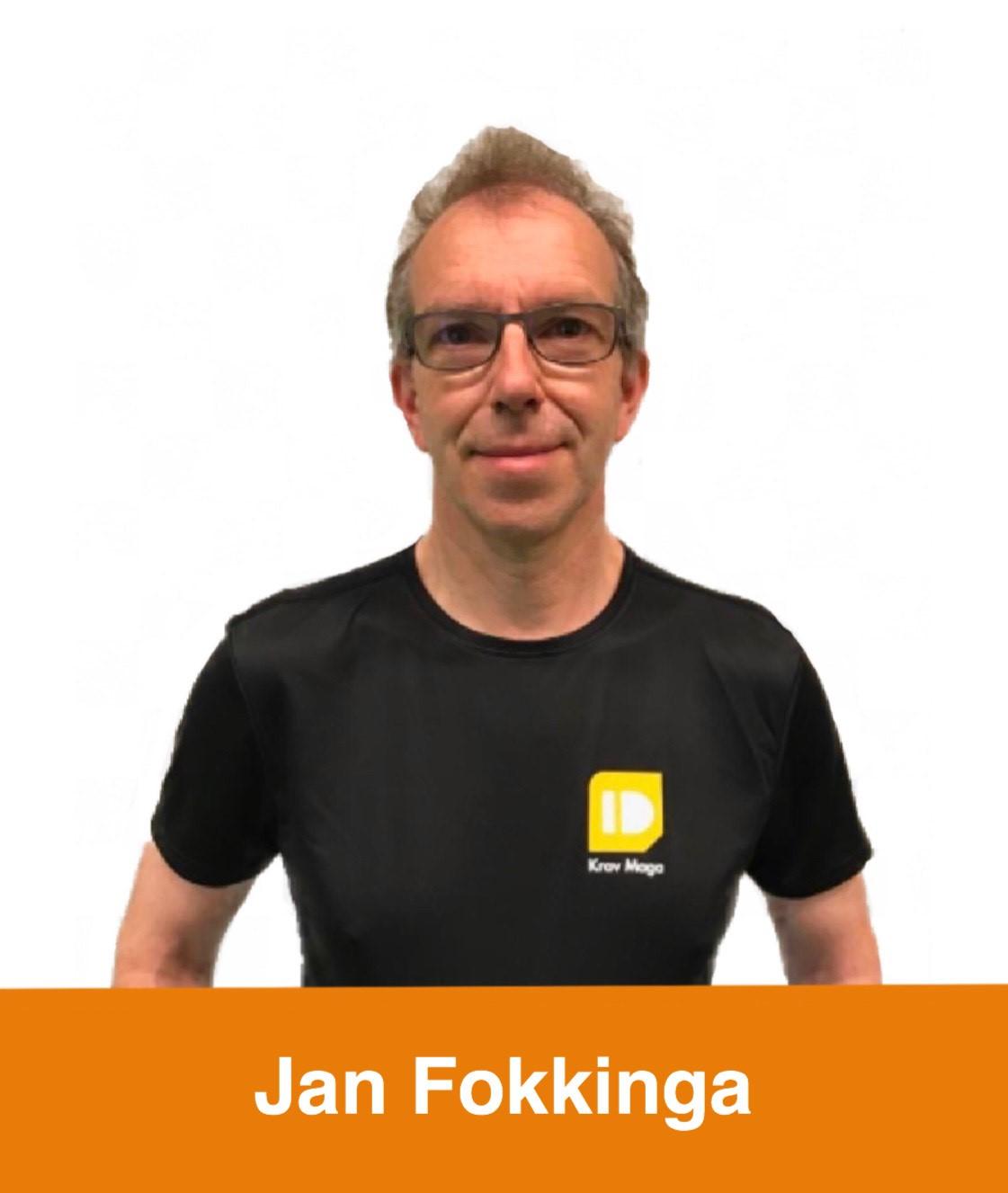 Hielke van den Hoed - Trainer bij Krav Maga Amsterdam - Inside Defence